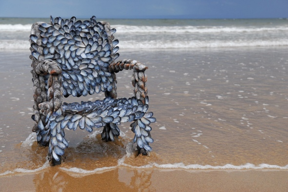 Blott Kerr-Wilson's shell seat TAIN