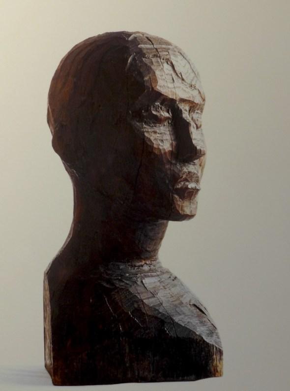 sculpture sur bois de CALDER