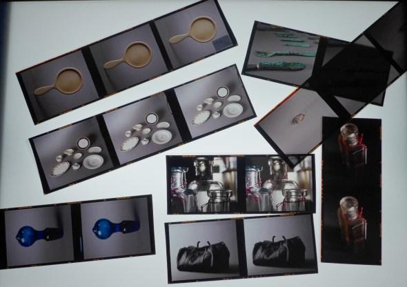 divers objets du TITANIC