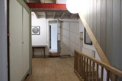 1er étage :le palier