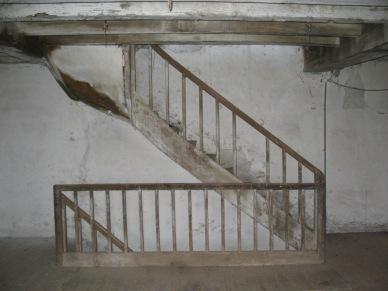 3eme : accès grenier